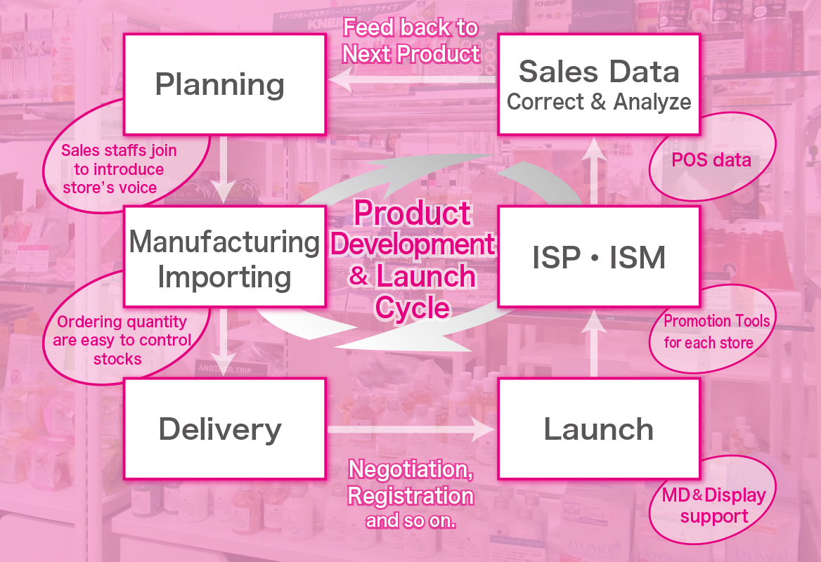 Product Development and Launch Cycle