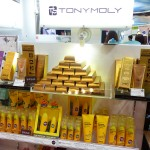 [F-06-04] Brand Shelf / TONYMOLY New Product sample