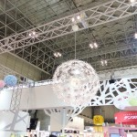 [W] OHYAMA Booth Truss & Pendant Light